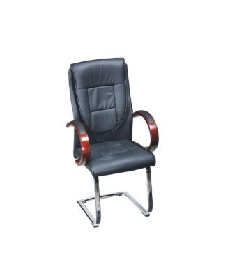 Blanc visitor Chair