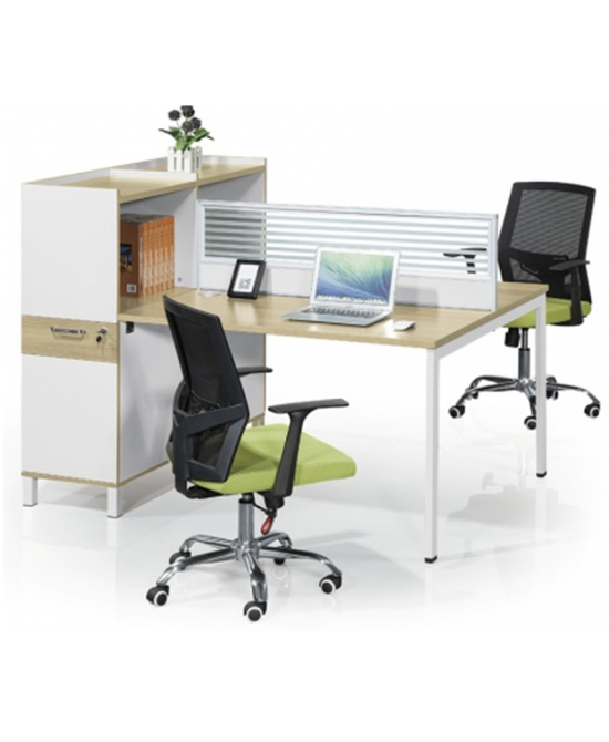 Ken workstation 2 seats office desks, at home work desks