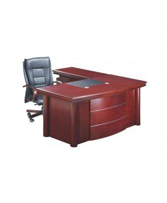 Mars 1.8m Executive 3 Pieces Desk