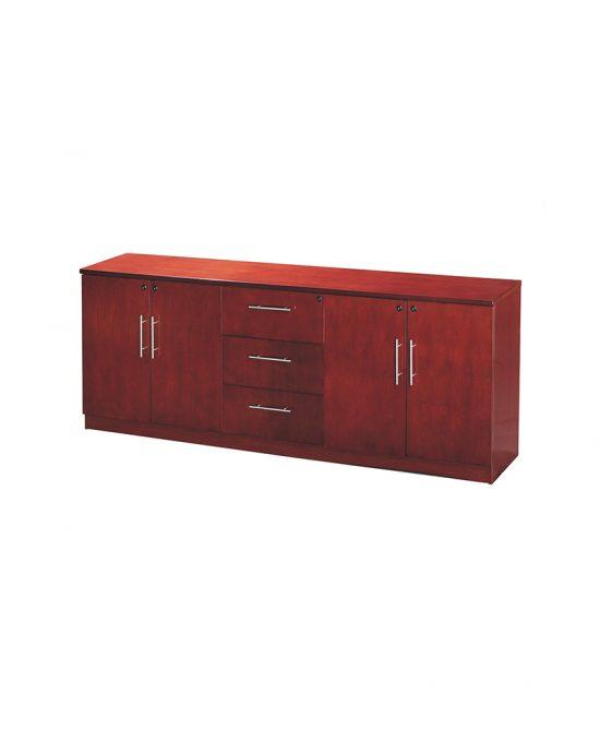 Decem 2.0m server w/4 door and 3 drawer