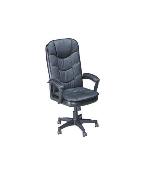 Fuji black highback chair